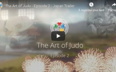 The Art of Judo – by IJF #JudofortheWorld