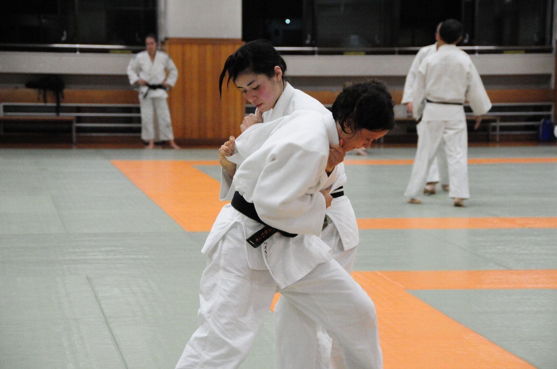 apprendre une technique de judo