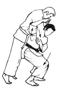 apprendre une technique de judo seoinage