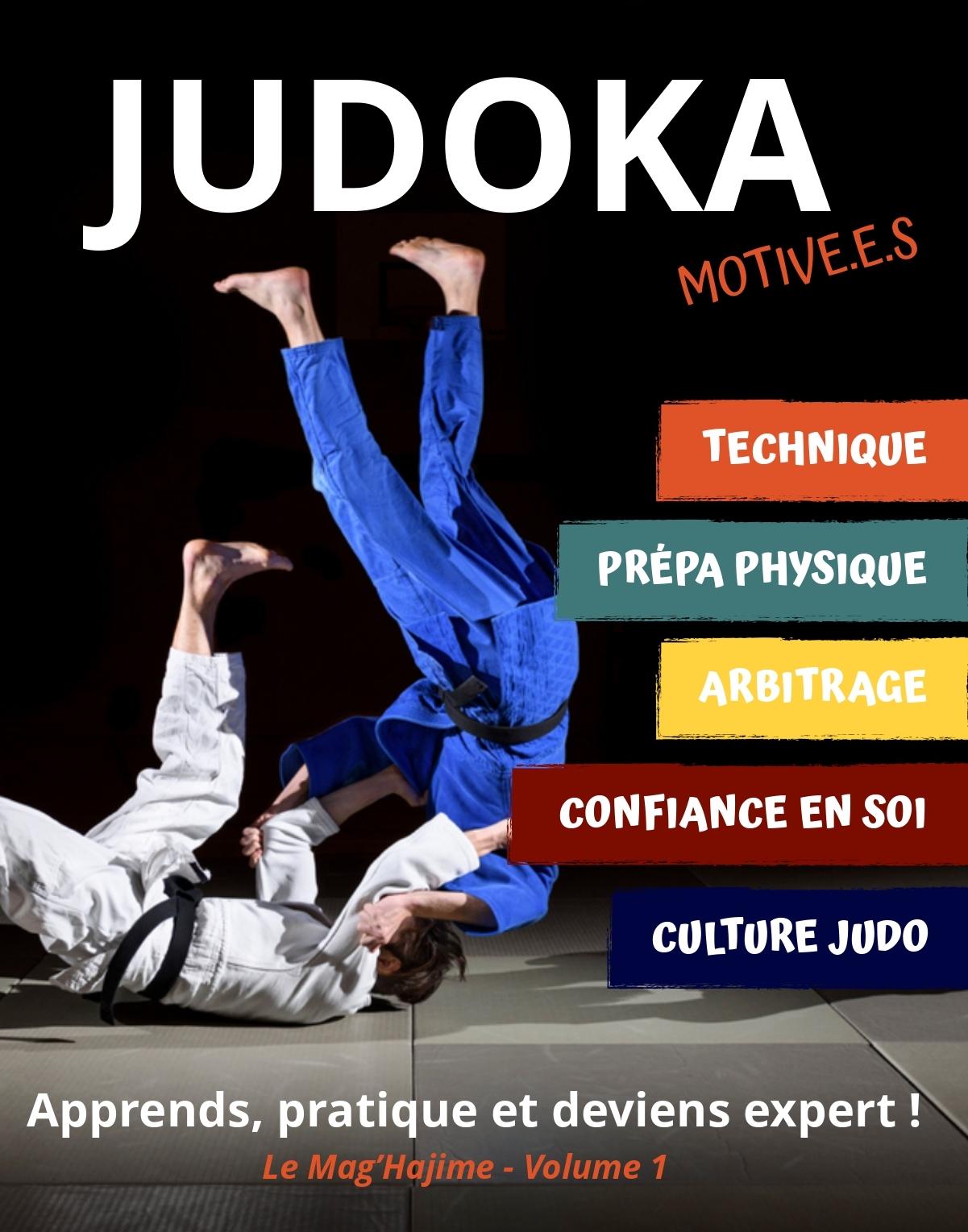Magazine judo judoka