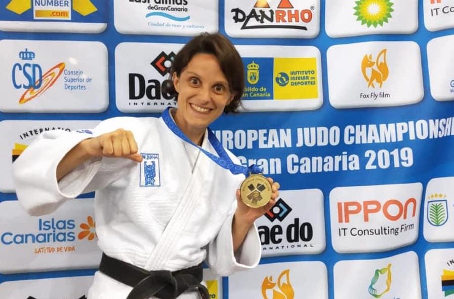 Championnat d'Europe Judo veterans