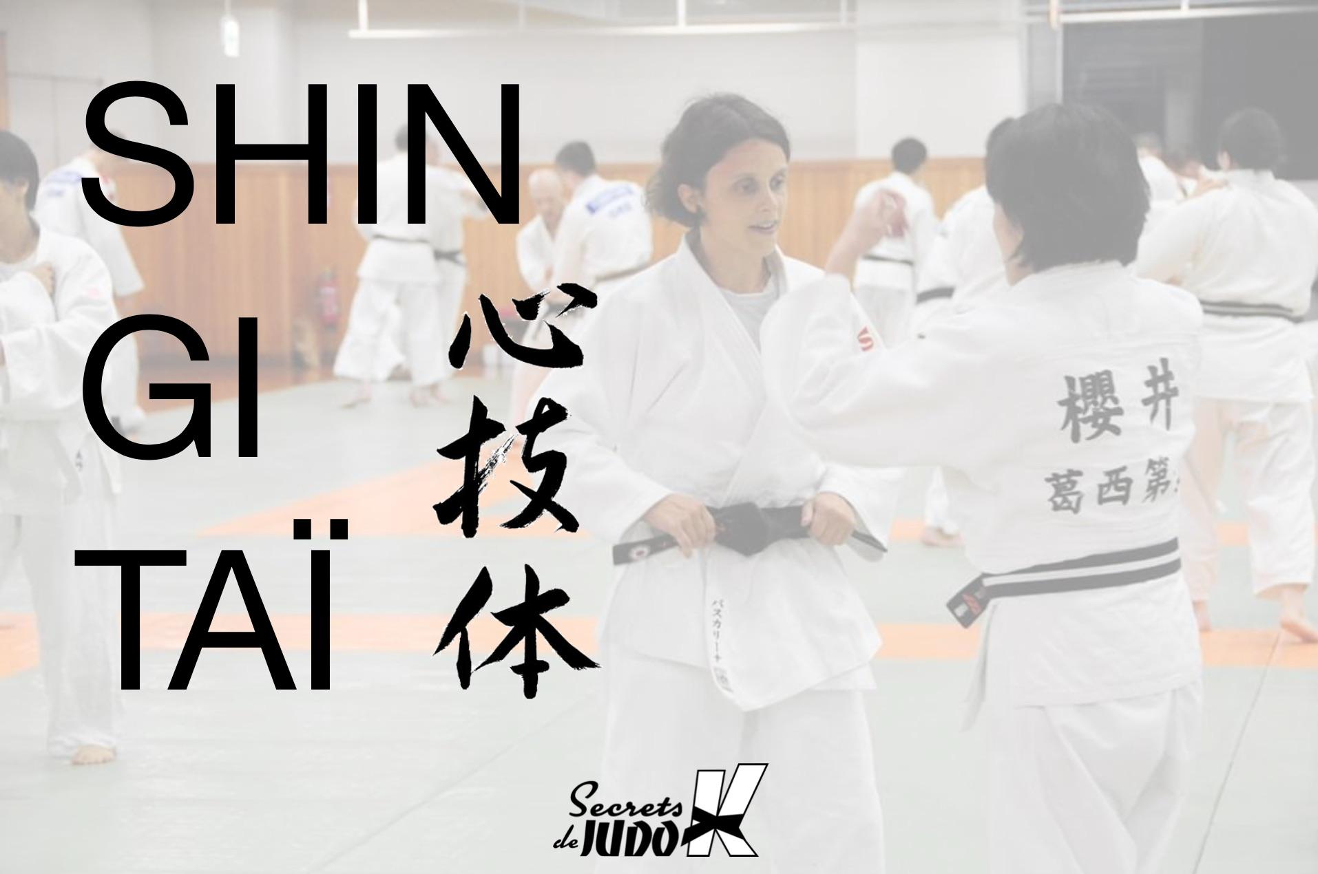 Lettre mensuelle shin gi tai pour judokas