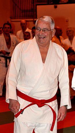 Henri Courtine 10ème dan judo
