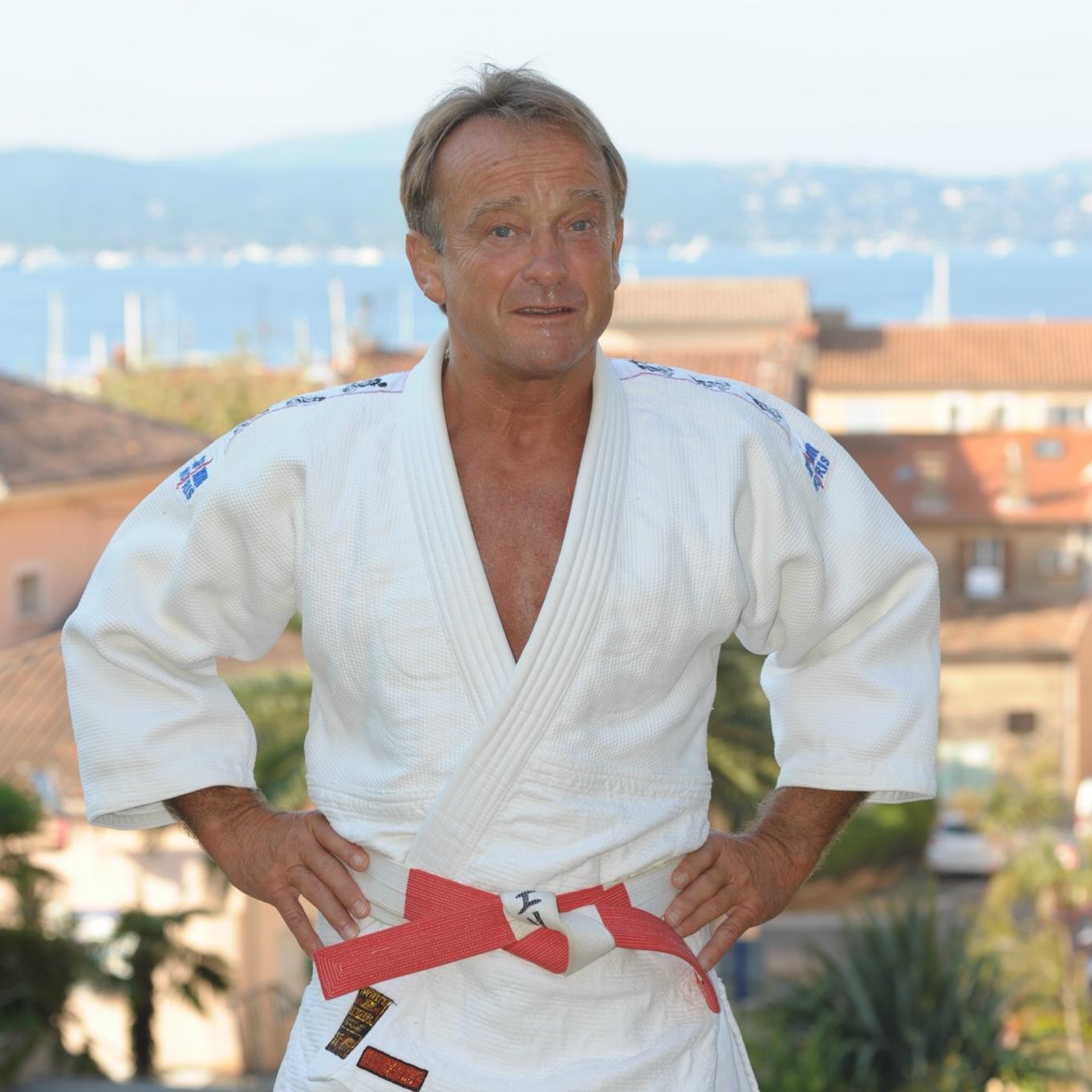 Eric Pariset judo judoka